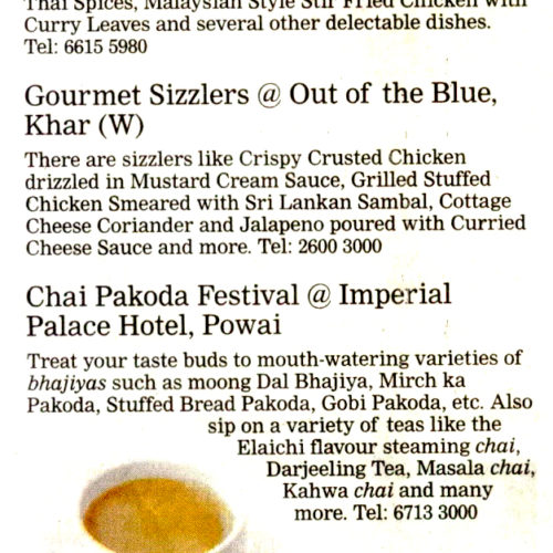 Revival-Indian-Thali-Cultural-Fusion-in-Bombay-Times,-24th-June-2011